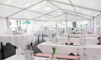 Event im Zelt