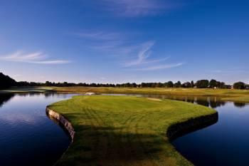 27-Loch Golfplatz