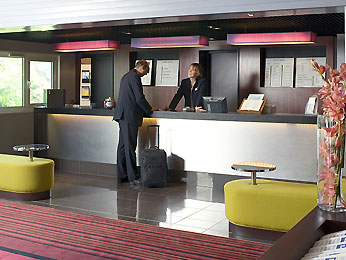 Hôtel Mercure Annemasse Porte de Genève