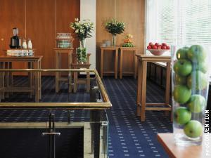 Konferenzfoyer (1. Etage Konferenzetage)