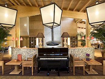 Ansicht Hôtel Mercure Chamonix les Bossons