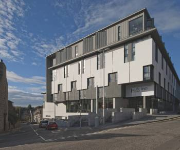 Ansicht Park Inn Aberdeen