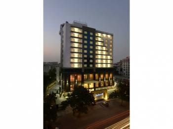 Ansicht Radisson Blu Hotel Ahmedabad