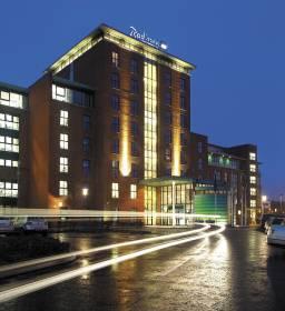 Ansicht Radisson Blu Hotel, Belfast