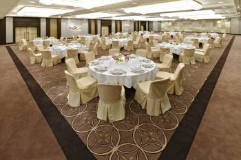 Ballroom - Gala Set Up