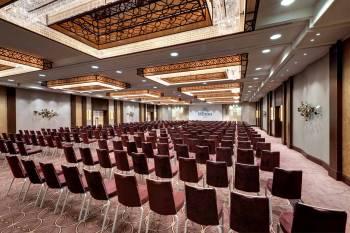 Ballroom - Meeting Set Up