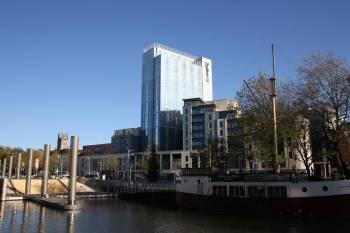 Ansicht Radisson Blu Hotel, Bristol