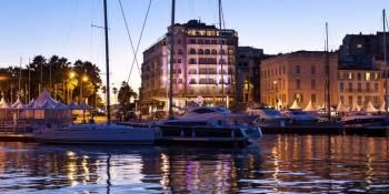 Ansicht Radisson Blu 1835 Hotel, Cannes