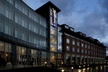 Ansicht Radisson Blu Hotel, Durham