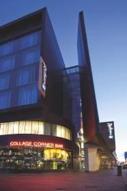 Ansicht Radisson Blu Hotel, Glasgow