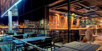 Ansicht Radisson Blu Riverside Hotel Gothenburg