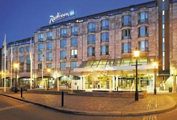Ansicht Radisson Blu Scandinavia Hotel, Gothenburg