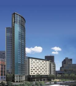 Ansicht Radisson Blu Hotel, Liverpool