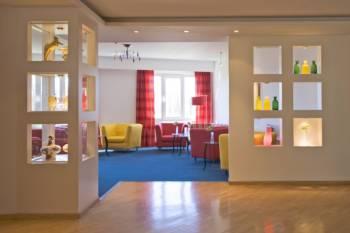 Lobby  / TRYP Leipzig North