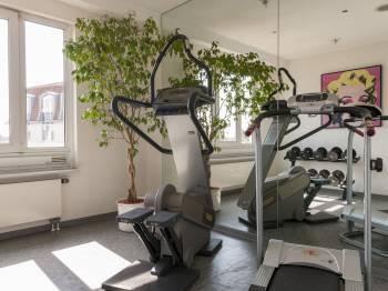 Fitnessraum / TRYP Leipzig North