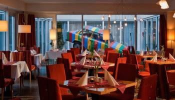 Restaurant / TRYP Leipzig North