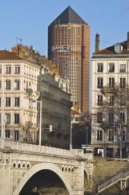 Ansicht Radisson Blu Hotel, Lyon