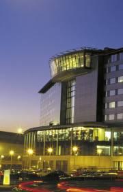 Ansicht Radisson Blu Hotel Manchester Airport