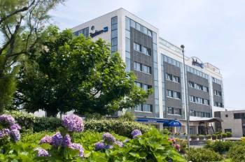 Ansicht Radisson Blu Hotel, Nantes