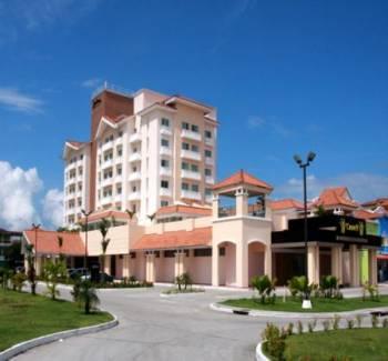 Ansicht Radisson Colon 2000 Hotel & Casino