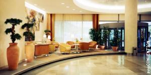Lobby Erdgeschoss