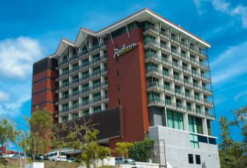 Ansicht Radisson Summit Hotel and Golf Panama