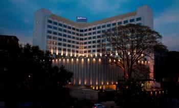 Ansicht Radisson Blu Hotel Ranchi