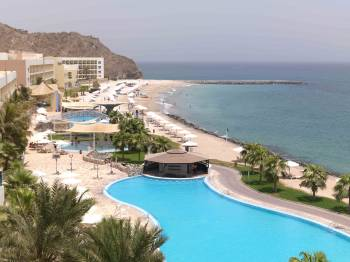 Ansicht Radisson Blu Resort Fujairah