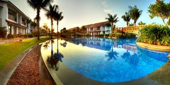 Ansicht Radisson Blu Resort Temple Bay Mamallapuram
