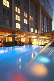 Ansicht Radisson Blu Gautrain Hotel, Sandton Johannesburg