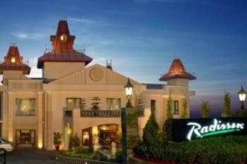 Ansicht Radisson Hotel Shimla