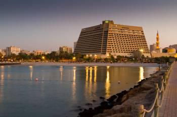 Ansicht Radisson Blu Resort, Sharjah