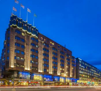 Ansicht Radisson Blu Royal Viking Hotel, Stockholm