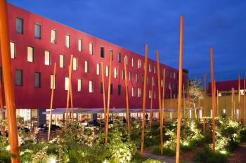 Ansicht Radisson Blu Hotel, Toulouse Airport