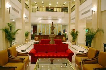 Ansicht Radisson Hotel Varanasi