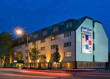 Ansicht Park Inn by Radisson Uno City Vienna