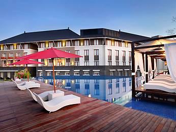 Ansicht Mercure Bali Nusa Dua