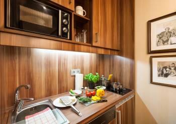 Kitchenette Apartment