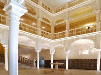 Ansicht Eurostars Merida Palace