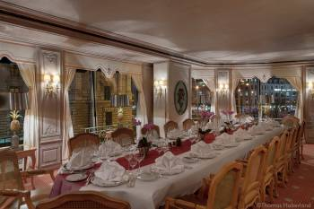 Separée Restaurant Königshof