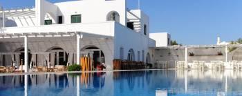 Ansicht Holiday Sun Paros Hotel