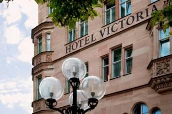 Hotel VICTORIA - Hausansicht