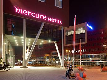 Ansicht Mercure Hotel Amersfoort Centre