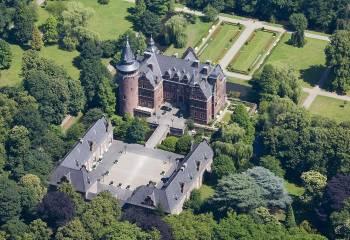 Ansicht Schloss Krickenbeck