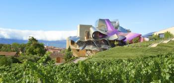 Ansicht Hotel Marqués de Riscal a Luxury Collection Hotel