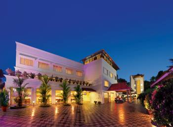 Ansicht Hotel Coral Heights