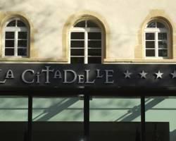 Ansicht Hotel La Citadelle Metz