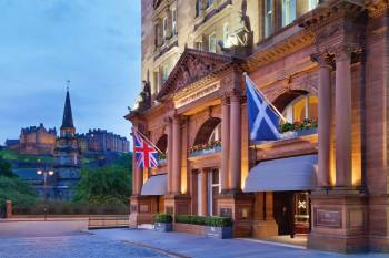 Ansicht Waldorf Astoria Edinburgh - The Caledonian