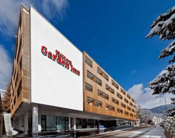 Ansicht Hilton Garden Inn Davos