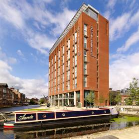 Ansicht DoubleTree by Hilton Hotel Leeds City Centre